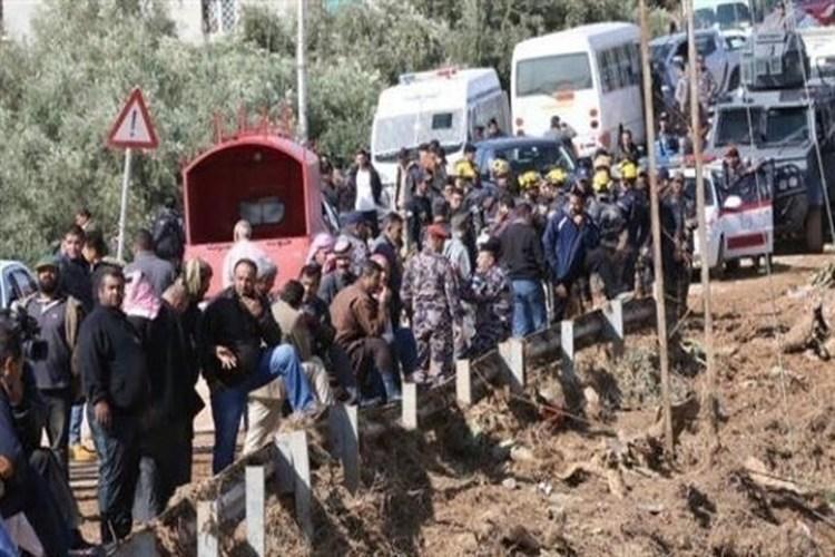 ارتفاع ضحايا السيول في الأردن إلى 13 شخصاً بعد العثور على جثة طفلة