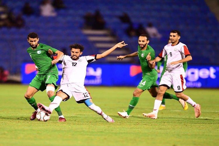 المنتخب اليمني الأول يخسر من نظيره السعودي بهدف نظيف ودياً.. فيديو