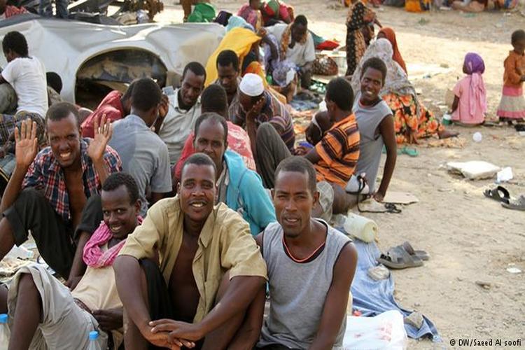 من النزوح إلى الحرب: هكذا تبدو مأساة المهاجرين الأفارقة في اليمن