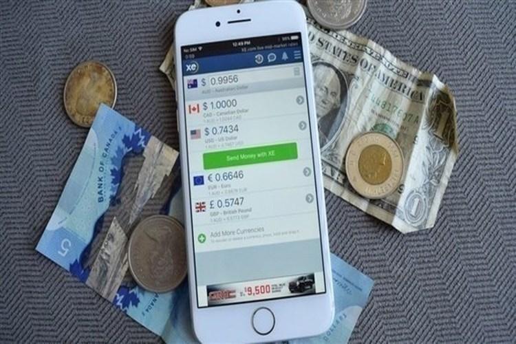 أفضل تطبيقات تحويل العملات لأجهزة أندرويد وآي أو إس