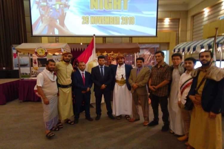 اليمن يشارك في المهرجان الثقافي بكلية القيادة والأركان الماليزية