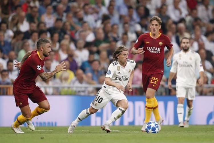 دوري أبطال أوروبا: ريال مدريد في ضيافة روما لحسم التأهل