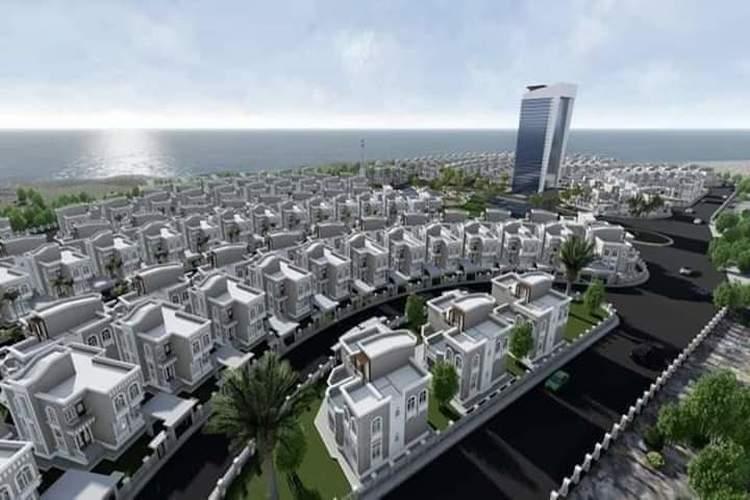عبده سالم: حميد الأحمر يضع حجر الأساس لأكبر مدينة سكنية في جيبوتي