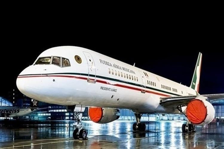 المكسيك تعتزم طرح الطائرة الرئاسية للبيع.. فيديو