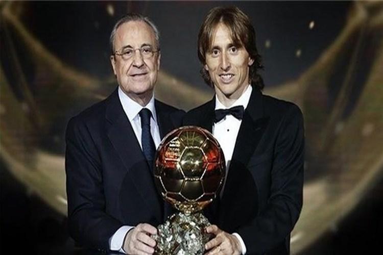 رئيس ريال مدريد: مودريتش الأفضل داخل وخارج الملعب