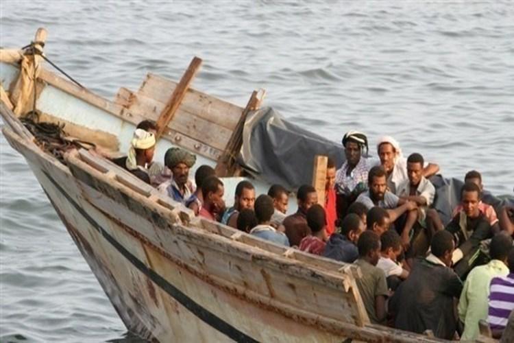 توقعات بوصول 150 ألف مهاجر إلى اليمن في 2018