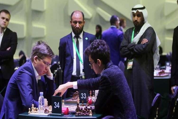 إسرائيل تحرم السعودية من استضافة بطولة شطرنج دولية