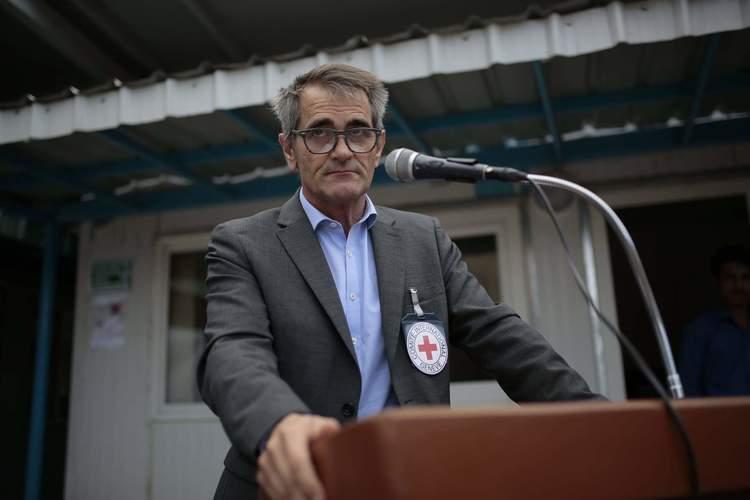 تعيين فرانز روخنشتاين رئيساً جديدأ لبعثة الصليب الأحمر في اليمن