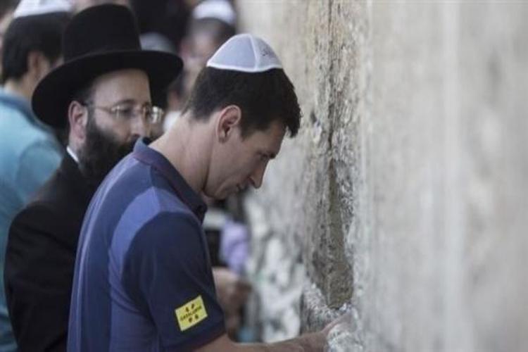ميسي عضواً في ناد إسرائيلي شديد العنصرية ضد العرب.. فيديو