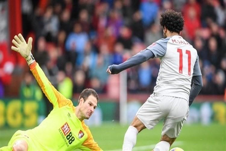 الدوري الإنجليزي: محمد صلاح يرفض استلام جائزة رجل مباراة بورنموث