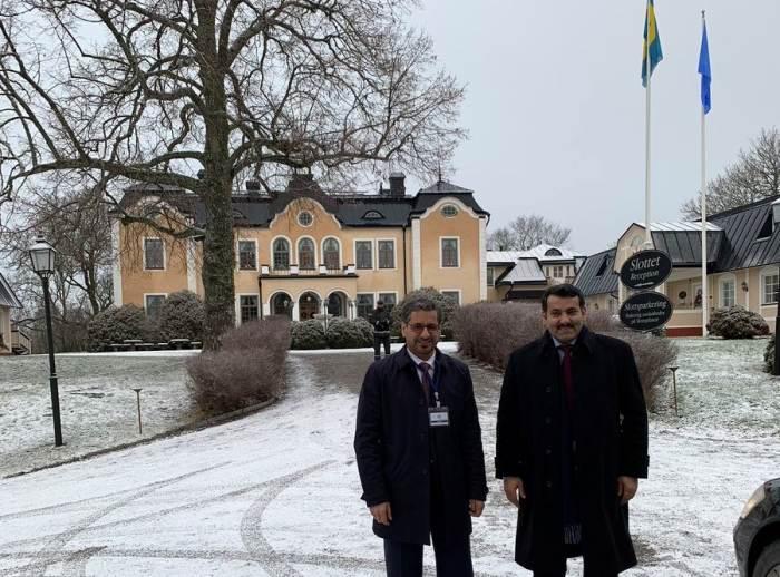 السعودية والإمارات تعلنان موقفهما من اتفاق مشاورات اليمن في السويد