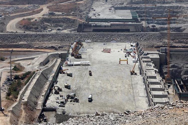 الكشف عن موعد الانتهاء من بناء سد النهضة الإثيوبي