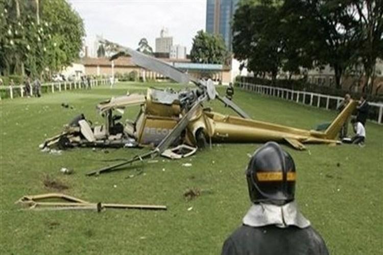 مقتل 4 أشخاص جراء تحطم مروحية إنقاذ في البرتغال