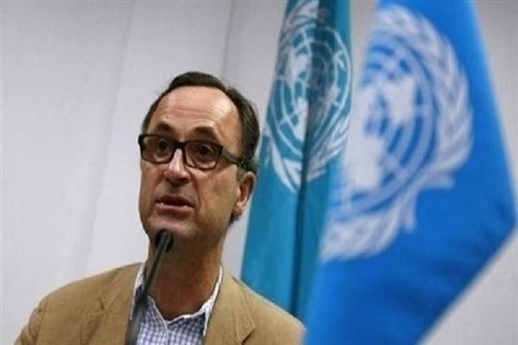 رئيس فريق الأمم المتحدة كاميرت يزور ميناء الحديدة ويعقد لقاءات بالمدينة