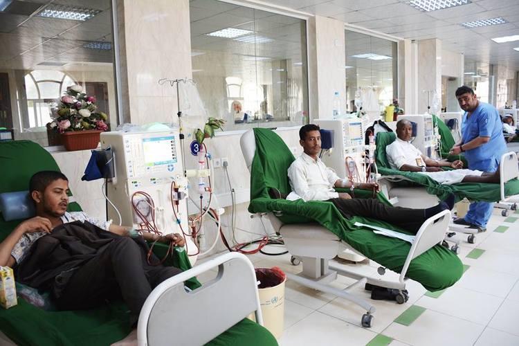 مرضى اليمن