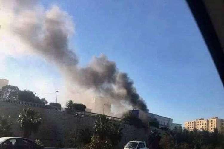 ليبيا: مقتل ثلاثة في هجوم انتحاري على وزارة الخارجية