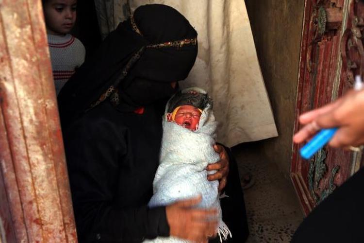 400 من كل 100 ألف امرأة يلقين حتفهن أثناء الولادة في اليمن