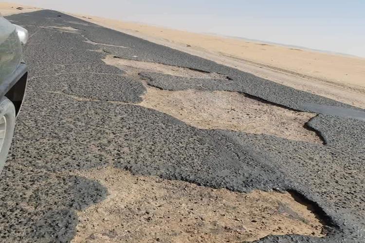 حضرموت: بدء ترميم وصيانة طريق الوديعة – العبر