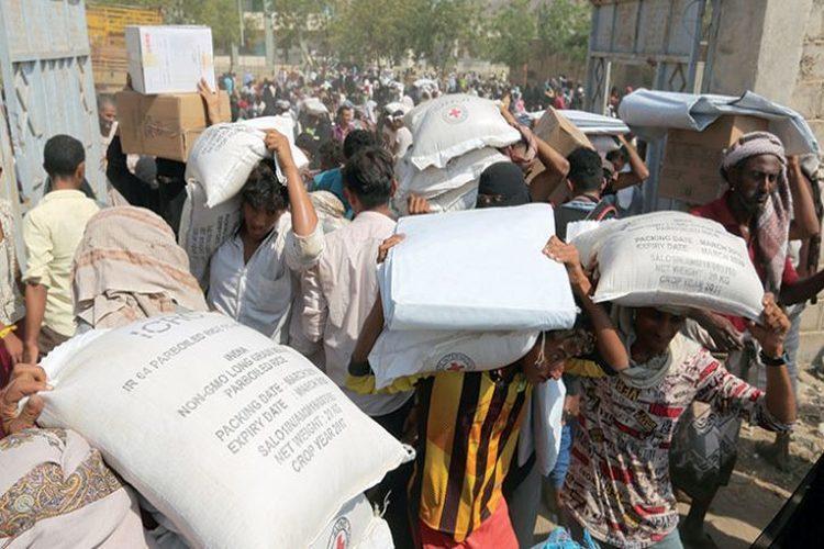 برنامج الأغذية العالمي: الكشف عن تلاعب بتوزيع المساعدات الإنسانية في اليمن