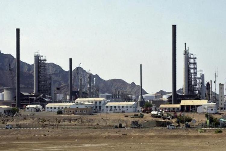 الشركة اليمنية للاستثمارات تستعد لتصدير الدفعة الخامسة من نفط شبوة