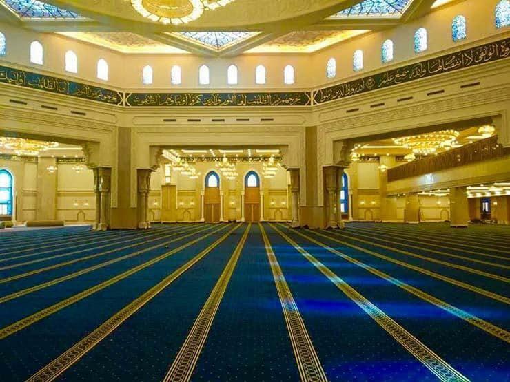 مسجد العاصمة الإدارية بالقاهرة