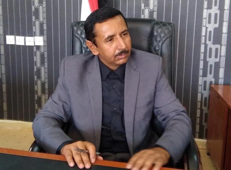 محمد صالح بن عديو محافظ محافظة شبوة