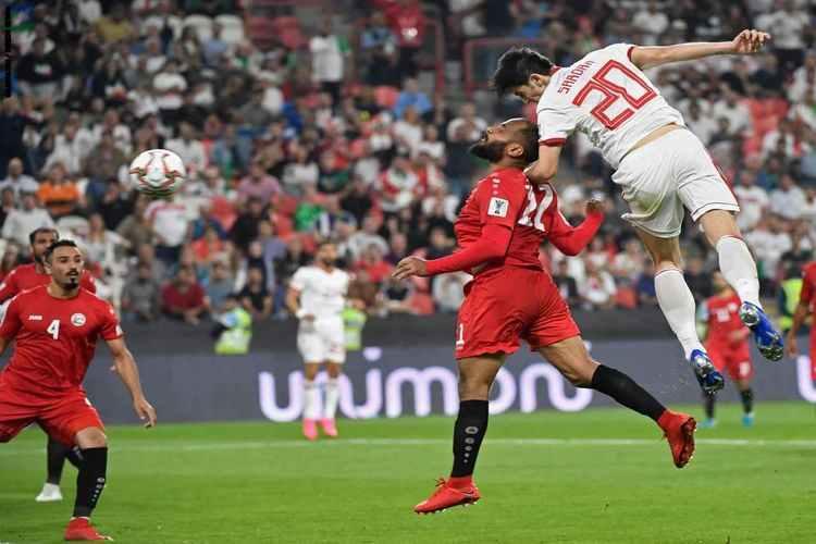 اليمن يخسر بخماسية أمام إيران في كأس آسيا