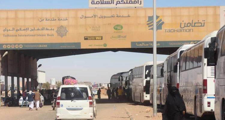الحكومة تعيد إغلاق منفذ الوديعة أمام المسافرين وتكشف الأسباب