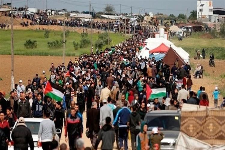 الهيئة العليا الفلسطينية لمسيرات العودة تحذر من مراوغة إسرائيل