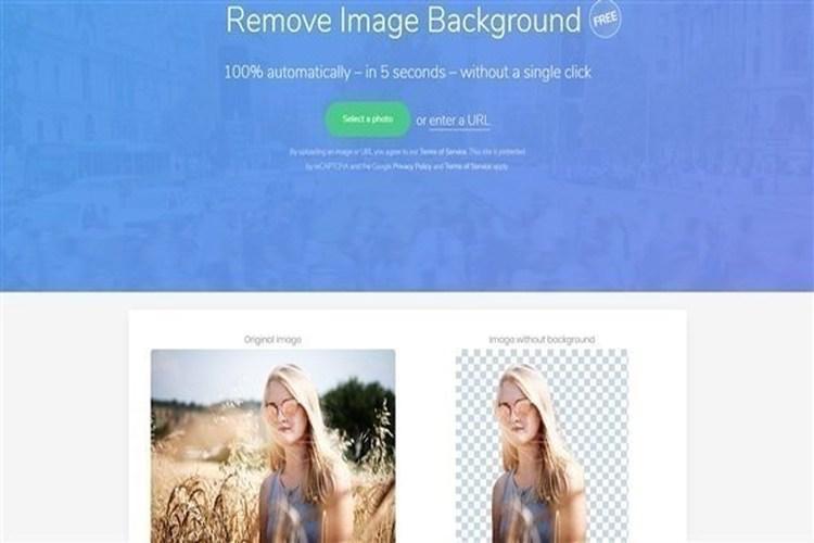 تطبيق جديد لإزالة خلفيات الصور دون برامج متخصصة
