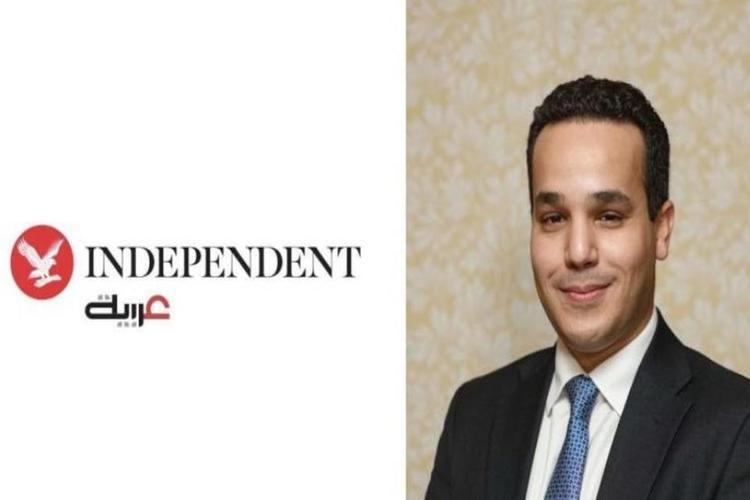 """إطلاق """"إندبندنت عربية"""" والصحفي السعودي عضوان الأحمري رئيساً للتحرير"""