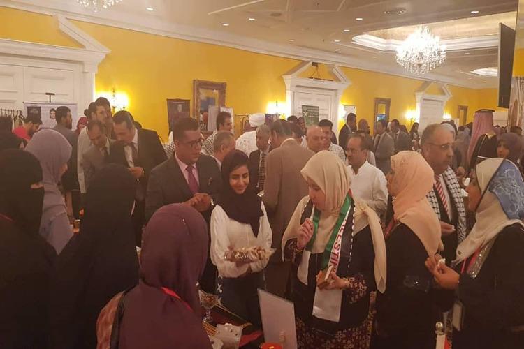 اليمن تشارك في البازار العربي الخيري في ماليزيا