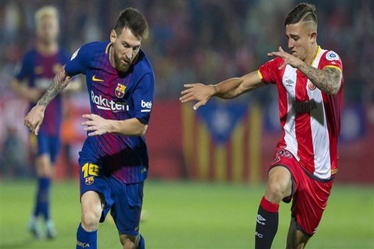 ميسي يتطلع لاستئناف التألق أمام جيرونا في الدوري الإسباني