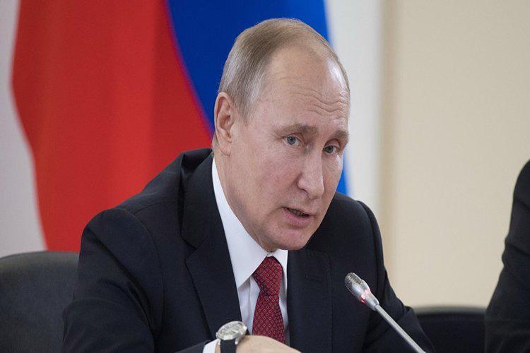 الرئيس الروسي: نرفض أي تدخل خارجي في الشؤون الداخلية لفنزويلا