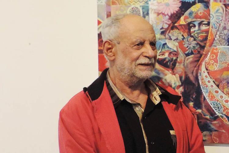 رحيل الفنان التشكيلي اليمني الكبير عبد الجبار نعمان
