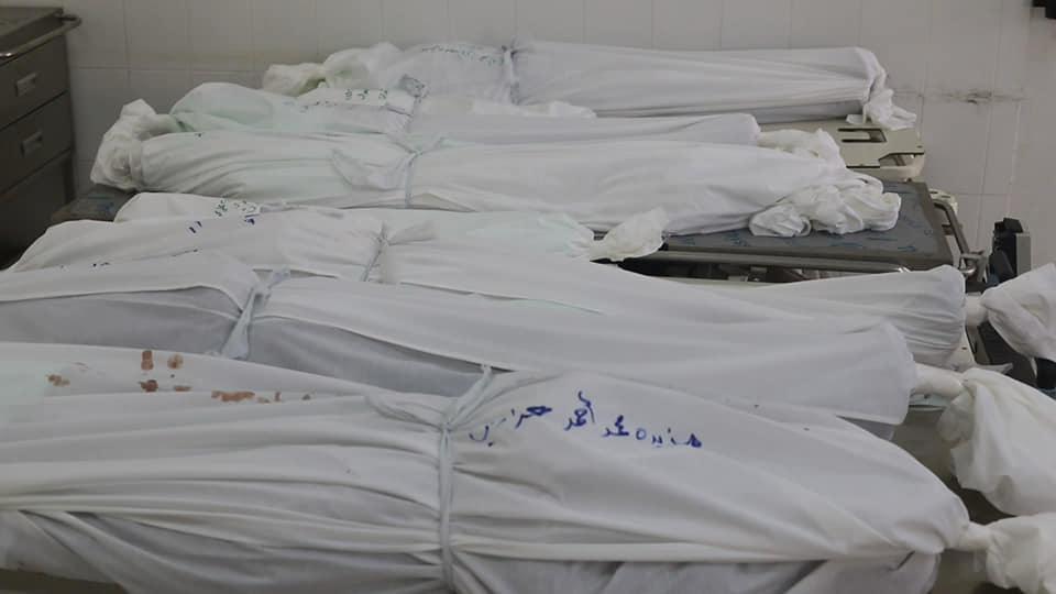 الأمم المتحدة تقول إن هناك 8 قتلى و30 جريحاً بقصف مخيم للنازحين في حجة.