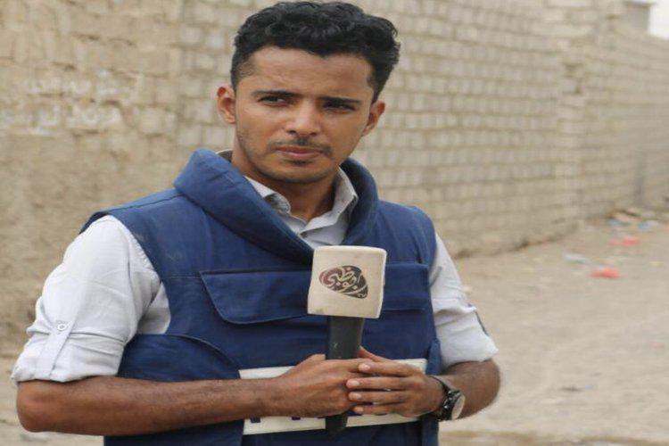 الإعلامي زياد الشرعبي