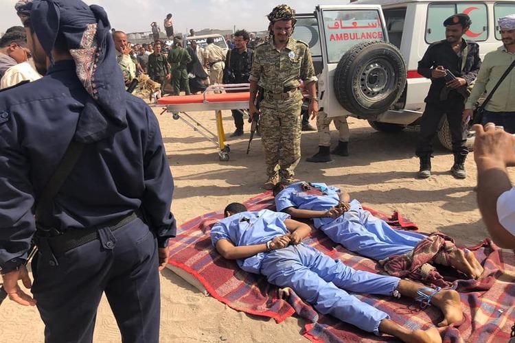 إعدام المتورطين باغتصاب وقتل طفل البساتين في عدن