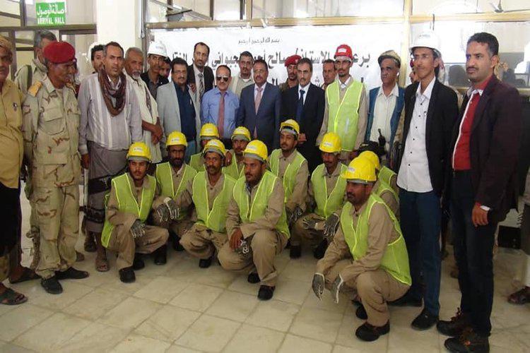 بدء إعادة تأهيل مطار عتق