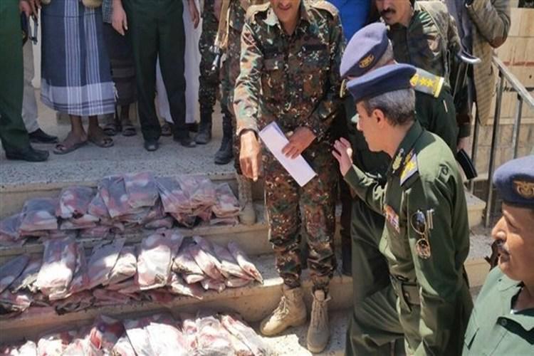 عناصر من الأمن اليمني في مأرب
