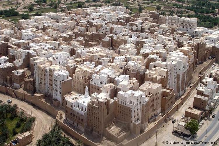 مدينة شبام التاريخية