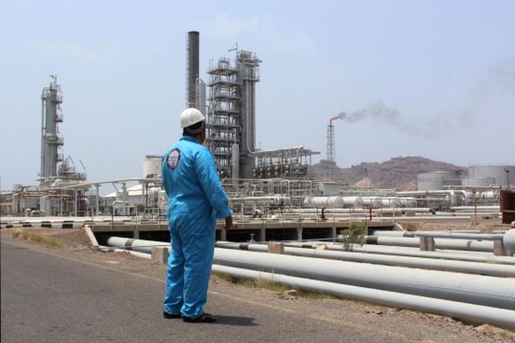 النفط في اليمن