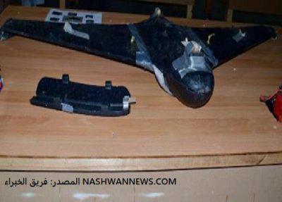 طائرة الاستطلاع المسيرة من دون طيار راصد وفقاً لفريق الخبراء
