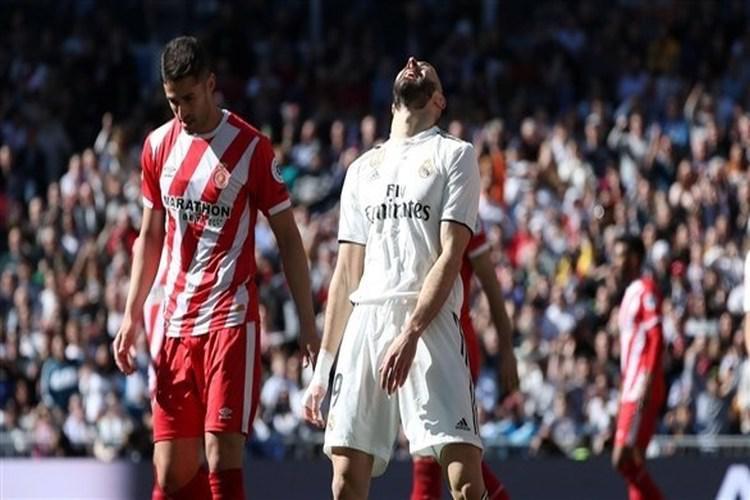 ريال مدريد يخسر من جيرونا في الدوري الإسباني.. فيديو
