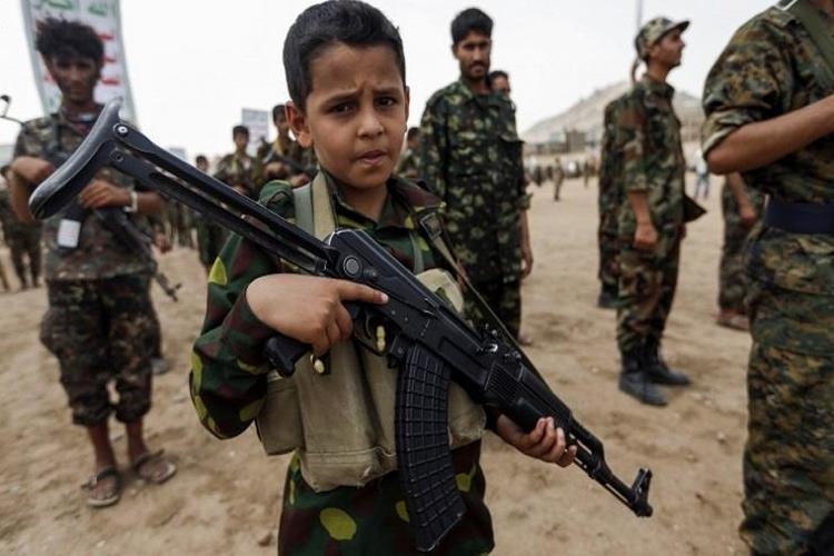 يونيسف: تجنيد 2700 طفل في اليمن خلال الحرب