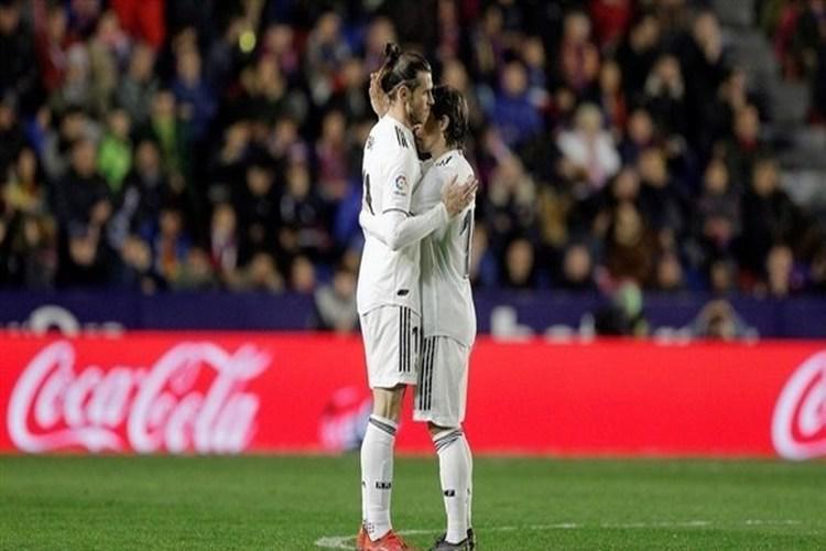 مدرب ريال مدريد يكشف سبب رفض بيل الاحتفال بهدفه