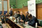 كلمة رئيس المجلس الانتقالي عيدروس الزبيدي في العموم البريطاني