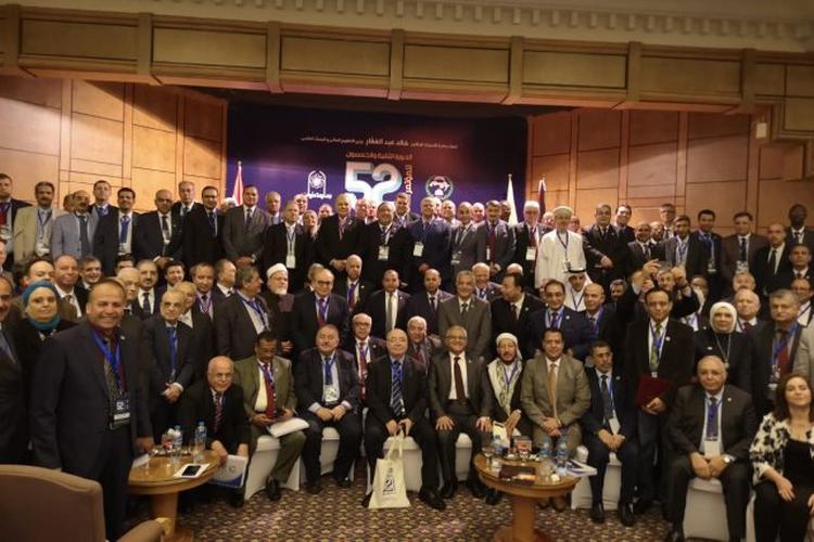 مشاركة يمنية في مؤتمر لاتحاد الجامعات العربية