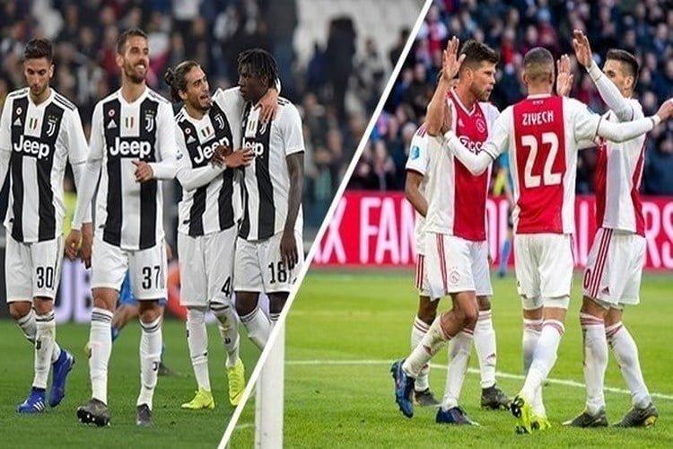 أياكس يرفع راية التحدي أمام يوفنتوس في دوري أبطال أوروبا