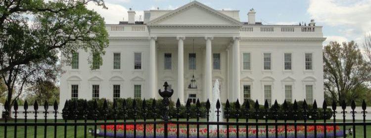 البيت الأبيض في الولايات المتحدة